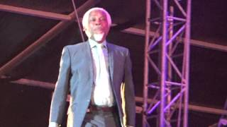 Billy Ocean  Lover Boy Reload Festival 2015 Norfolk
