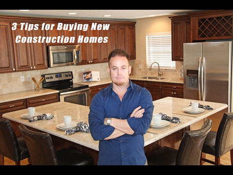 No Nonsense Chris - 3 Tips on Buying New Construction Homes - 2/8/17