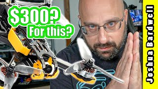 """$300 is """"budget"""" for an FPV quad in 2021. Deal with it. (DIATONE ROMA F5 V2 REVIEW)"""