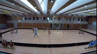 Tor 0:7 Michal Hronsky (Frederik Brosien) FBC Heidelberg vs Sportvg Feuerbach