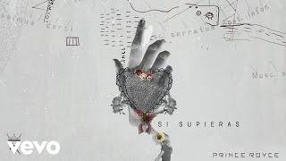 Prince Royce - Si Supieras (Audio Video)