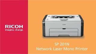 ricoh sp 200n not start - Free video search site - Findclip
