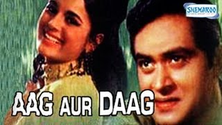 Aag Aur Daag 1970  Full Movie In 15 Mins  Joy Mukherjee  Komal  Master Bhagwan  Helen