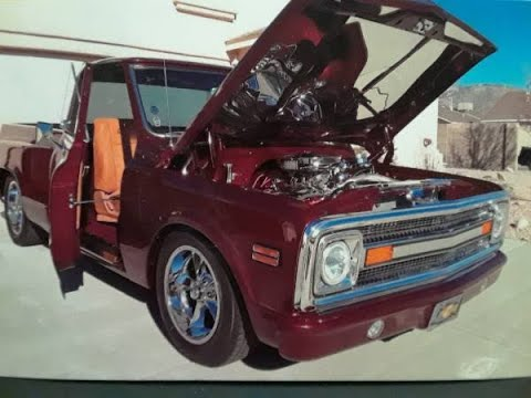 1969 Chevrolet C10 (CC-1345410) for sale in Tampa, Florida