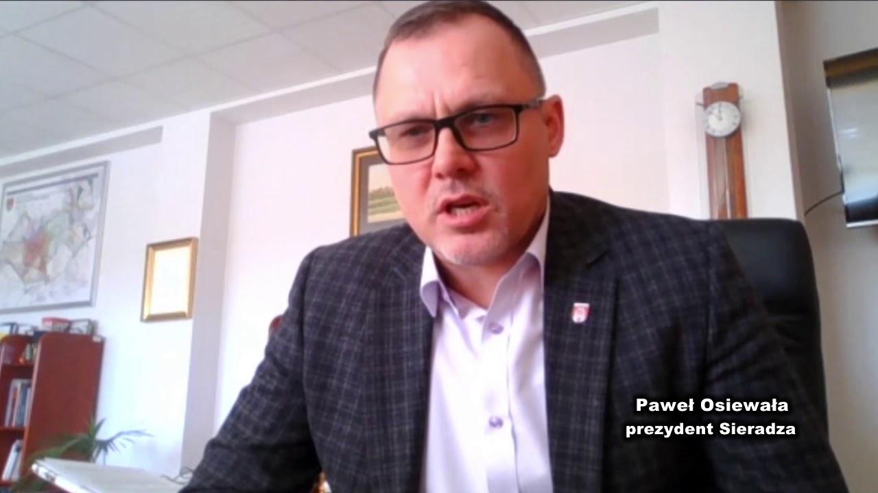 Życzenia Wielkanocne prezydenta Pawła Osiewały