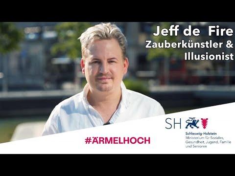 Jeff de Fire zur Corona-Schutzimpfung