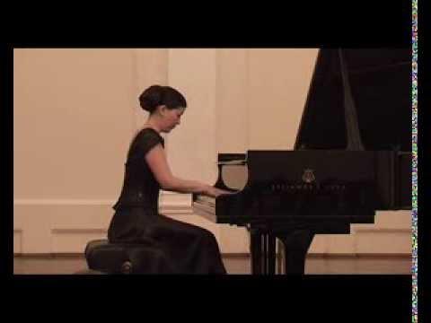 Вечер фортепианной музыки - играет Амина Шафикова