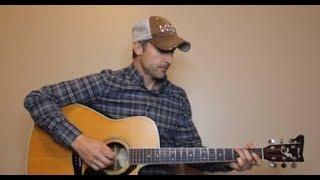 The Dance - Garth Brooks - Guitar Lesson | Tutorial