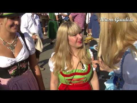 oktoberfest check wiesn dirndl bh bei girls wiesn gaudi tv