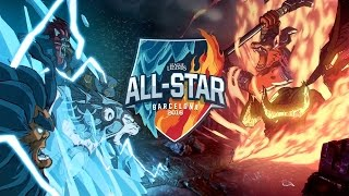There Will Be Mayhem   2016 All-Star Event - League of Legends