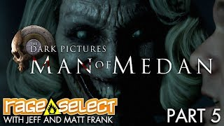 The Dark Pictures: Man of Medan - The Asylum (Full Playthrough) - Part 5... THE FINALE!