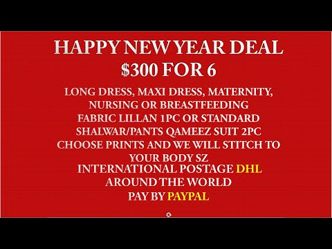 Bajias Boutique Happy New Year Offers