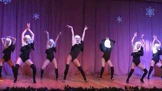 Куклы, новогодний концерт 2016, Пума