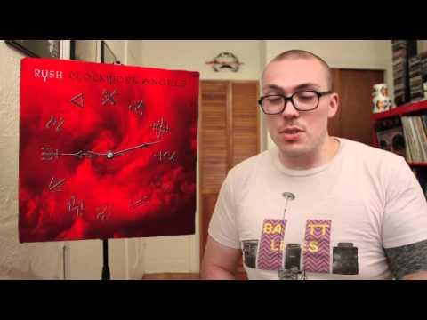 Rush- Clockwork Angels ALBUM REVIEW