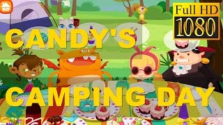 Candy'S Camping Day Game Review 1080P Official Libii Educational