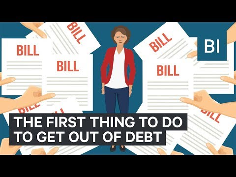 , title : 'Easy Steps To Get Out Of Debt, According To A Certified Financial Planner