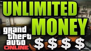 GTA V Online: ''UNLIMITED MONEY HACK/MOD'' [PS3/PS4/XBOX] 1.23/1.24