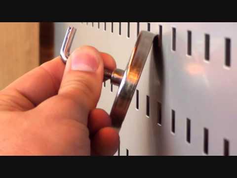 Magnethaken in Action - Magnetischer Haken von Powerplustools - Magnetische Haken