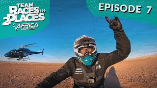 Africa Eco Race 2020, Team Races to Places Ep. 7 with Lyndon Poskitt