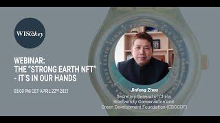 Jinfeng Zhou: Secretary General of China Biodiversity Conservation and Green Development Foundation