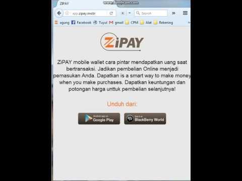 Video Main Zipay dengan KARTU SAKTI g mati 200 ribu per hari