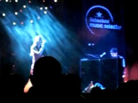 Marlango - Nico (Teatro Circo Price 26.03.10)