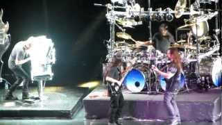 "Dream Theater - ""War Inside My Head - The Test That Stumped Them All"", 2012-07-02, Los Angeles"