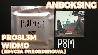 Unboxing   PRO8L3M   WIDMO   EDYCJA PREORDEOWA