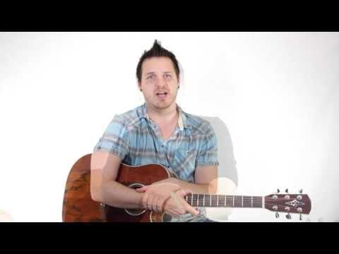 How to Play an A Sharp / B Flat (A# / Bb) Bar Chord on Guitar (6th Fret)
