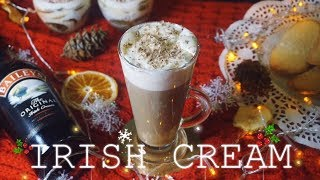 Айриш крим кофе | Кофе БЕЙЛИЗ | Ирландский кофе | Irish Cream Coffee | Juli_Food