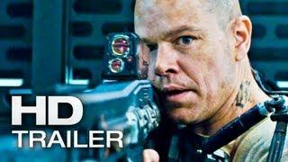 ELYSIUM Offizieller Trailer 2 Deutsch German   2013 Official Matt Damon [HD]