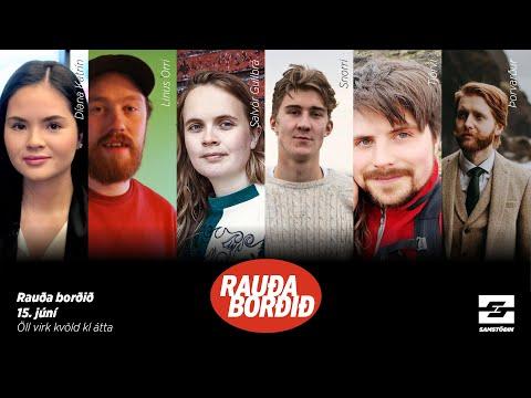 Rauða borðið: Unga fólkið og kreppan