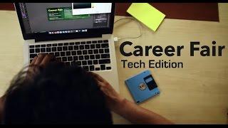Why, Career Fair 2017   Tech Edition