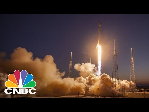 SpaceX Makes History By Launching First NASA Mission With A Reused Rocket | CNBC