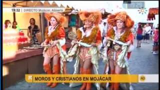 La Fiesta de Moros y Cristianos de Mojácar