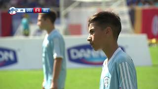 URUGUAY VS BELGIUM- RANKING MATCH 23/24 - FULL MATCH - DANONE NATIONS CUP 2017