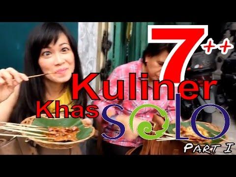 Video WISATA KULINER INDONESIA - 7 Makanan Khas Solo (Bag.1)