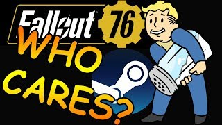 fallout 76 not on steam