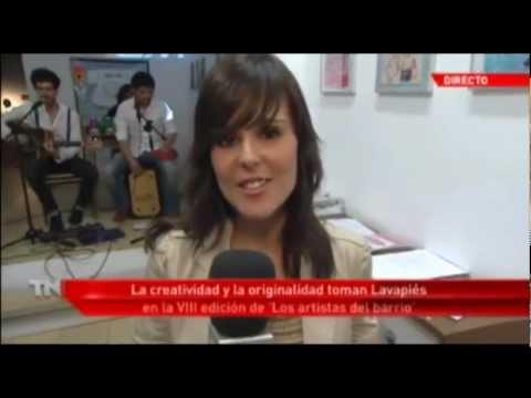 Telemadrid, 06/05/2012 (8ª edición: Lavapiés – La Latina)