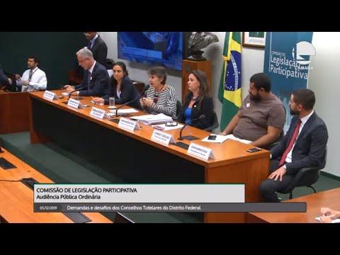 Legislação Participativa - Demandas e desafios dos Conselhos Tutelares do DF - 05/12/2019 - 15:01
