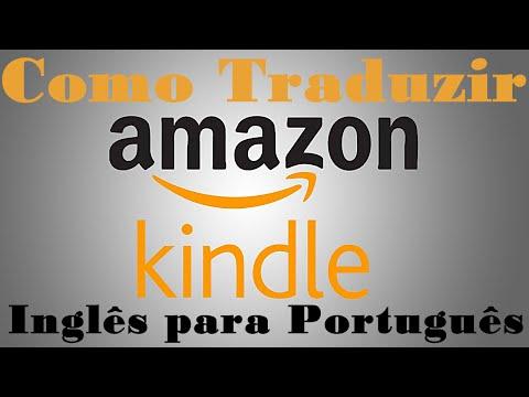 Como Traduzir Livro (Ebook) Kindle de inglês para português