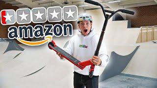 Amazon's Schlecht Bewertester Stunt Scooter! + Gewinnspiel