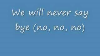 Mariah Carey bye bye lyrics