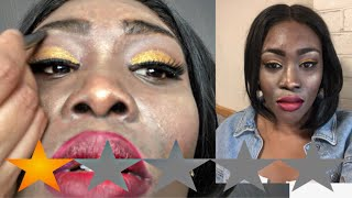 I WENT TO THE WORST REVIEWED MAKEUP ARTIST IN LONDON