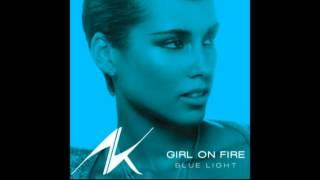 Girl on Fire (Blue Light Version) - Alicia Keys