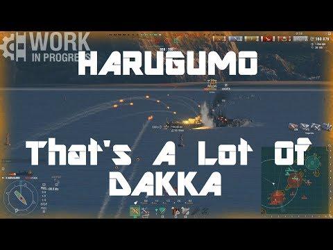 Harugumo New 100mm 1/4 Pen + IFHE = Salty People? :: World