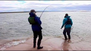 The Arctic Odyssey (Trailer) Hommes Du Nord 2017 (Elk - Thelon Rivers)