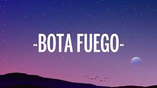 Mau y Ricky - Bota Fuego Remix (Lyrics/Letra) Ft. Nicky Jam, Dalex, Justin Quiles Y Lenny Tavarez