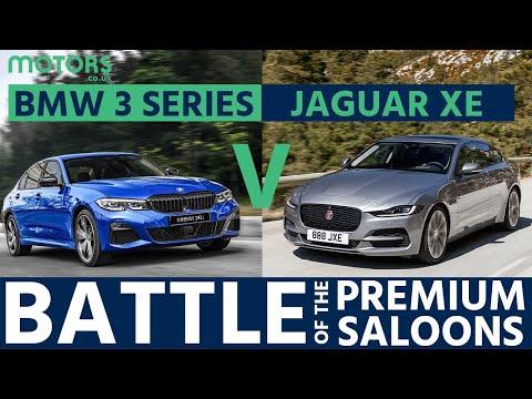 Motors.co.uk - BMW 3 Series V Jaguar XE
