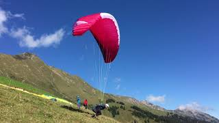 Cloud-7: Gleitschirm Schulungshöhenflüge 23. - 25. Sept.  2021